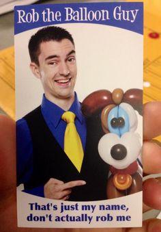 The balloon guy #funny #lol #comedy #fun #humor