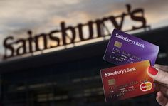 Sainsbury's is hoping to up the pressure on traditional High Street banks by launching two new credit cards through its finance arm, Sainsbury's Bank.  The supermarket group already offers savings, insurance and four credit cards, but says the new cards will offer higher rewards - one through cashback, the other with Nectar points.   But both new cards have high interest rates.