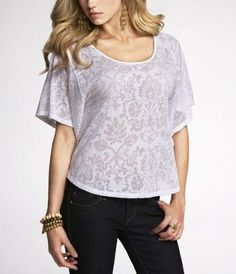 have this top & love it! #express