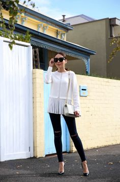 Back to Basics: Timeless Pieces For Your Wardrobe | The Tia Fox