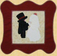 Wedding Day Sunbonnet Family Gallery