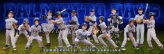 The Palmetto Rays, a traveling baseball team from Summerville, South Carolina.  They Rock!