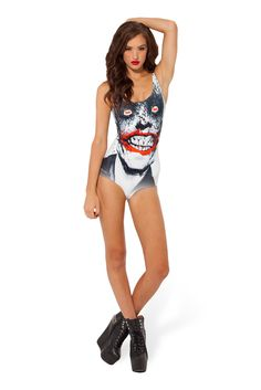 Differently Sane Swim by Black Milk Clothing $100AUD