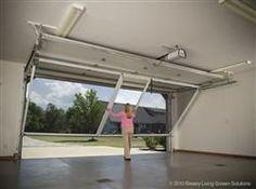 Garage Screen Door Installation Step 2