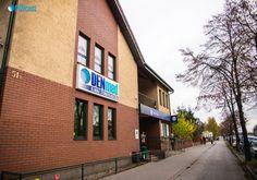 Dentysta Toruń na ul. Kościuszki 51 B w Klinice DENmed, #stomatolog #dentistry #Toruń #zęby #dentysta Multi Story Building