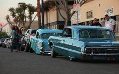 Crenshaw Boulevard Sunday Cruise - So Cal Timeless Photo 1