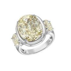 diamond ring (7,61 ct)