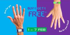 Strengthen your friendship with the wizID emergency bands. Buy 1 for yourself, get another free for your loved one. Check out the offer here - http://www.wizbiker.com/bogo     #cycling #india #wizbiker #sportsband #offer #discount #sale #cyclists #outdoorsy #valentineweek #valentine