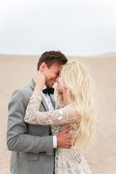 Dunes & Daydreams, Photo by Kenzie D Photography, Dress by Needle & Thread, Photographed at Sahara Sand Dunes #utahvalleybride #sanddunes #utahweddingphotography