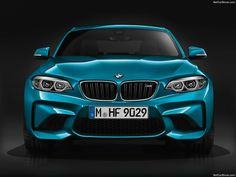 BMW M2 Coupe (2018)