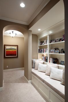 Use Your Hallway as Storage Space