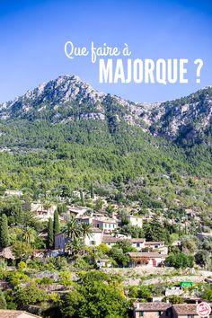 que faire à majorque Malaga, Mountain Photos, Majorca, Amazing Destinations, Places To See, Travel Inspiration, City Photo, Road Trip, Around The Worlds