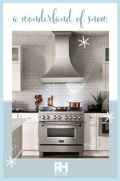 Kitchen Hood Design, Kitchen Vent Hood, Kitchen Stove, Kitchen Cabinets Upgrade, Kitchen Cabinet Remodel, Kitchen Redo, Kitchen Ideas, Stainless Range Hood, Stainless Steel Range Hood