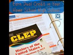 Earn Dual Credit in Your Home School High School - StartsAtEight