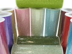 "6"" Glitter Tulle Roll - 10 Yards - Free Shipping! by MyLACrafts"
