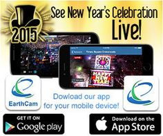 EarthCam - New Year's 2015 / New Year's Eve 2014 | CLOVER ENTERPRISES ''THE ENTERTAINMENT OF CHOICE'' | https://www.scoop.it/t/clover-enterprises-the-entertainment-of-choice