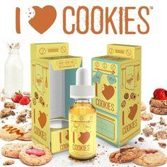 Mad Hatter Juice - I Love Cookies - All the best eLiquid flavors - eLiquid.com