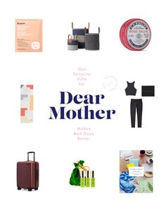 W&D Gift Guide: For Your Mom