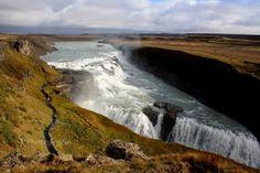 Island: Der Gullfoss