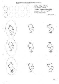 Worksheets, Kindergarten, Teaching, Activities, Chicken, Kids, Note Cards, Preschool, Easter Activities