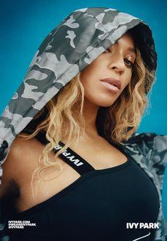 Beyoncé lança nova coleção de sua marca fitness, Ivy Park