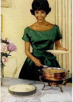 Dorothy Dandridge for Rice-a-Roni, 1962