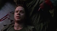 Jacob's Ladder (1990) Dead Alive, Jacob's Ladder, Horror Films, Vietnam War, Storyboard, Human Body, Mystic, Acting, Jackson
