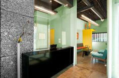 Dr. Keith Gibson DDS Clinic Renovation / Fitzsimmons Architects