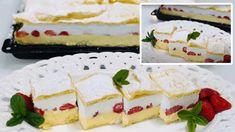 Cheesecake, Food, Cheesecakes, Essen, Meals, Yemek, Cherry Cheesecake Shooters, Eten