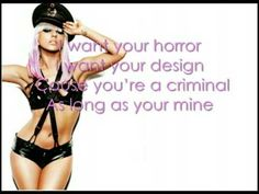 Bad Romance - Lady Gaga ( Lyrics and Song HQ )