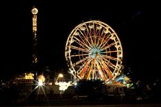 Mississippi State Fair in Jackson in October Mississippi State, Roller Coaster, Grandparents, First Night, Ferris Wheel, Jackson, Southern, October, Inspire