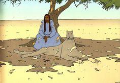 """""""2001 Apres Jesus Christ"""" (2000) - Moebius"""