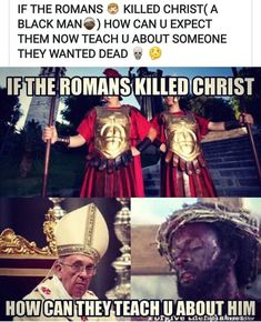 The Bible is about BLACK people NOT white. Christ is BLACK according to the Bible. Wake up!! Free yourself from mental slavery and go here: GatheringofChrist.org GOCC on YouTube #HebrewIsraelites