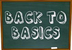Back to Basics - Chalkboard. The words Back to Basics written on a chalkboard , Basketball Skills, Basketball Practice, Basketball Stuff, Basketball Shooting, Basketball Shoes, Basketball Court, Basic Workout, Kettlebell Circuit, Public Speaking Tips