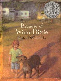"""Because of Winn-Dixie by Kate DiCamillo has probably one of the best lines in all of literature. """"It tastes like not having a dog. Book Club Books, The Book, Good Books, Books To Read, My Books, Book Clubs, Book Lists, Literature Circles, Children's Literature"""