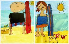 kids art i love