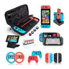 Nintendo Switch Accessories, Computer Accessories, Control Nintendo, Carte Pokemon Rare, Nintendo Switch System, Nintendo Switch Case, Star Citizen, Best Boyfriend Gifts, Nintendo Eshop