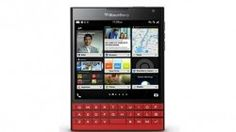 Limited edition red BlackBerry Passport to launch Black Friday