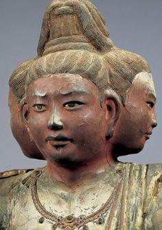 国宝・阿修羅立像(あしゅらりゅうぞう)(八部衆のうち)1躯
