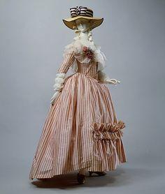 Robe à l'Anglaise c.1785-87