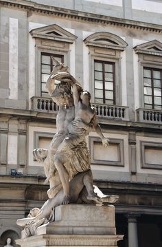 "primaverapersa: ""You can ""see"" the emotions in Florence, they're all in the statues. Hello Beautiful, Florence Italy, Culture Travel, Public Art, Aesthetic Pictures, Pretty Pictures, Sculpture Art, Canning, Statues"