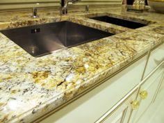 Details kitchen countertop