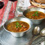 Menu semanal del 3 al 9 de abril. Recetas - La Cocina de Frabisa La Cocina de Frabisa