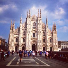 Duomo di Milano via @Nordstrom