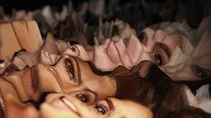 Roam a 3D Mountain Range Made from Kim Kardashian's Face   The Creators Project