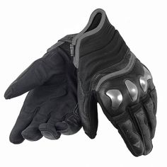 Dainese X-Run Motorcycle Gloves Black Leather Motorcycle Gloves, Black Leather Gloves, Motorbike Jackets, Tactical Gear, Motorbikes, Brand New, Running, Street, Products