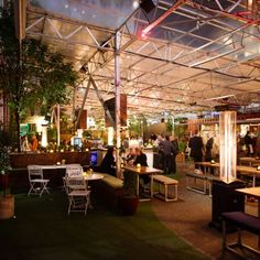 Auckland Bars (Britomart Country Club)