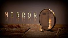 Mirror mirror on the wall.. #Photoshop