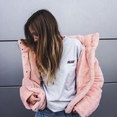 """31 Likes, 4 Comments - Mallzee (@mallzee) on Instagram: """"A Pink Teddy Puffer... Did all our favourite Winter trends just combine into one coat? We think so!…"""""""
