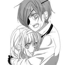 I've always loved how fiercely defensive Ciel gets for Lizzie. It shows how much he really cares for her even though she drives him crazy sometimes